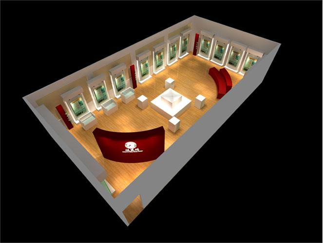 校史馆设计方案